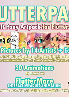 Various FlutterPack Yay! Edition MLP:FiM HD pictures only